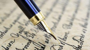 LETTRES annonce